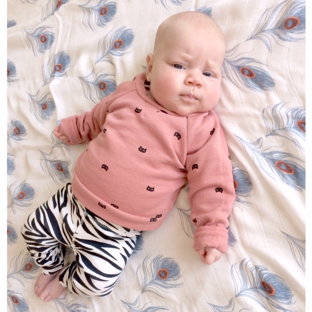 hippe babykleding meisje